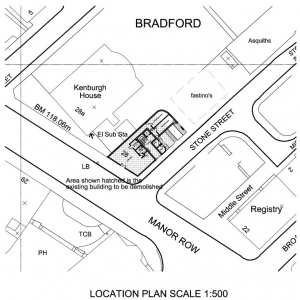 pipers-house-brandford-location-plan