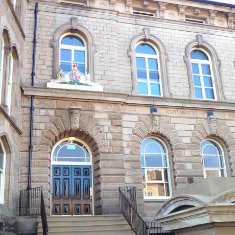Court House, Bradford