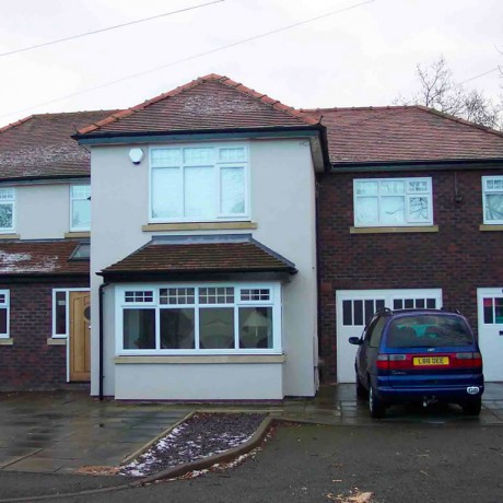 Domestic extension, Bramhall