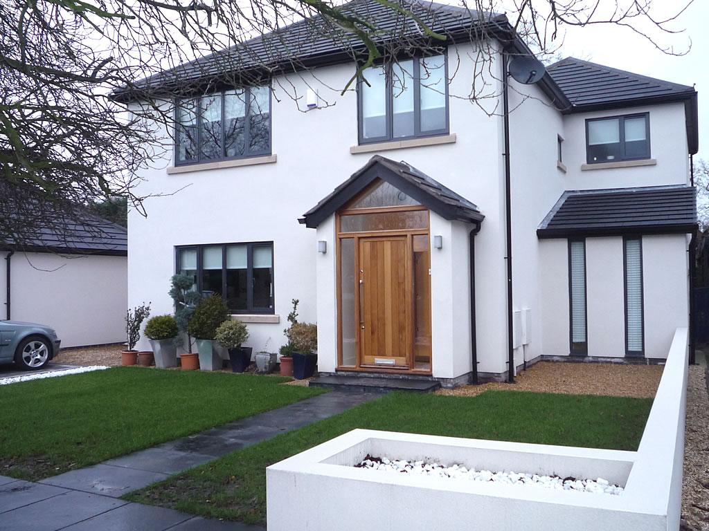 Domestic renovation, Woodford